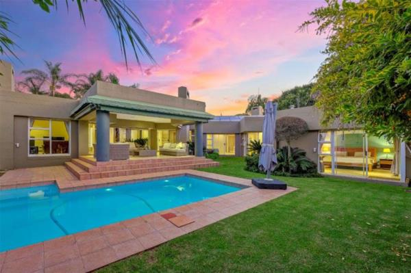 4 bedroom house to rent in River Club (Sandton)