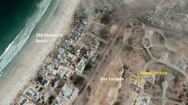 465 m² residential vacant land for sale in Shelley Point