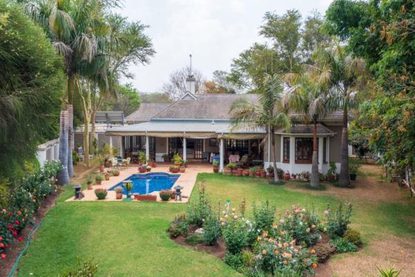 4 bedroom house for sale in Borrowdale Brooke (Zimbabwe)