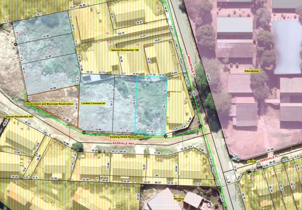 554 m² residential vacant land for sale in Rydalvale