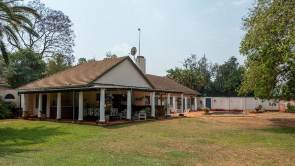 4 bedroom house for sale in Highlands (Zimbabwe)