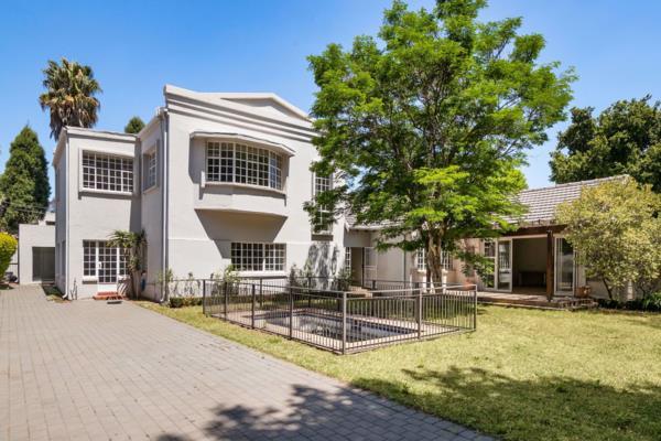4 bedroom house to rent in Parkwood (Johannesburg)