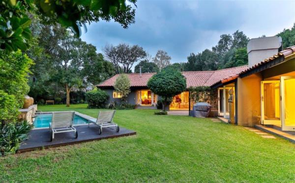 4 bedroom house to rent in Craighall