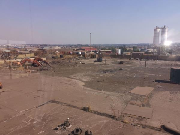 2.7 hectare commercial industrial property for sale in Vaalbank (Middelburg)