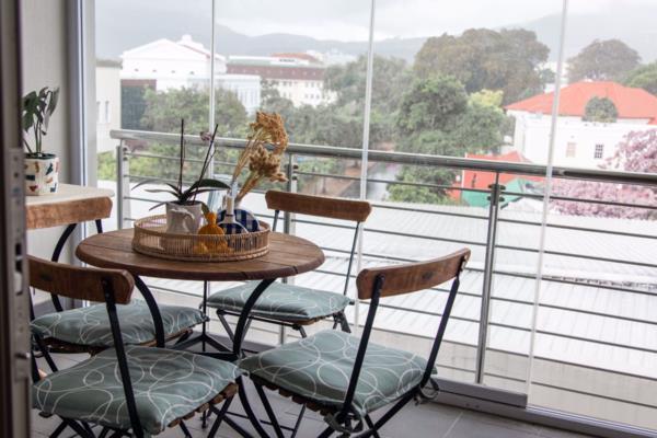 2 bedroom apartment to rent in Stellenbosch