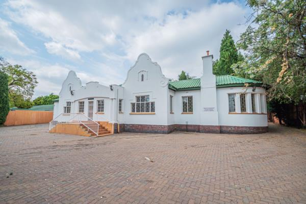 9 bedroom house on auction in Brooklyn (Pretoria East)