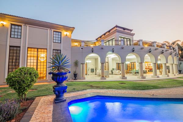 7 bedroom house for sale in Mooikloof Equestrian Estate