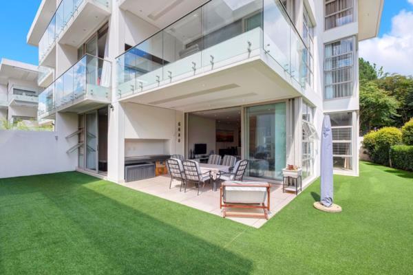 2 bedroom garden apartment to rent in Morningside (Sandton)